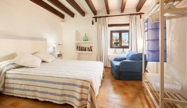 Appartement Barques - slaapkamer