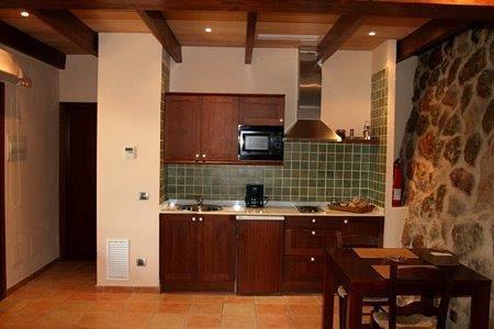 Appartementen Alfabia Nou - keuken