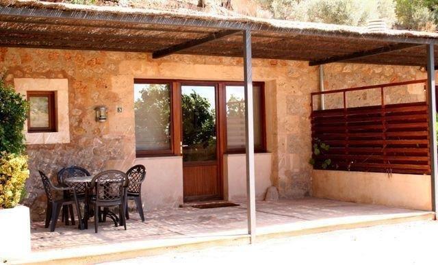 Appartementen Alfabia Nou - terras