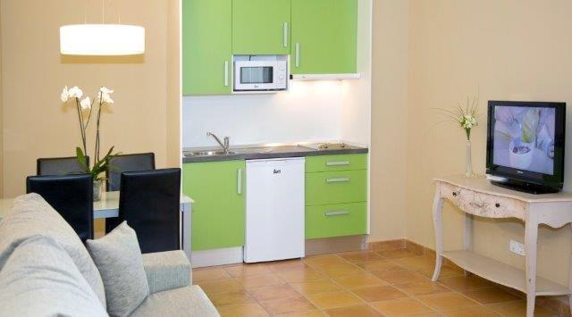 Appartementen La Pergola - studio