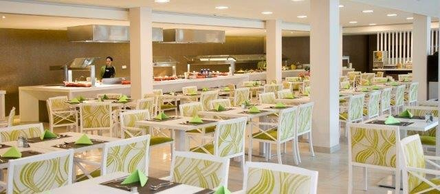 Appartementen La Pergola - restaurant