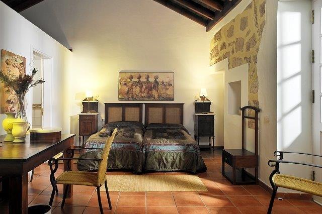 Villa La Malvasia - slaapkamer