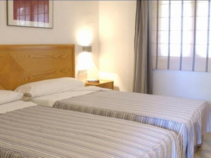 Appartementen Es Baulo Petit - slaapkamer