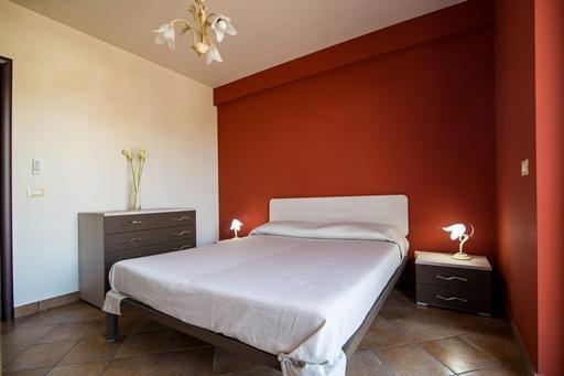 Appartementen Galati - slaapkamer