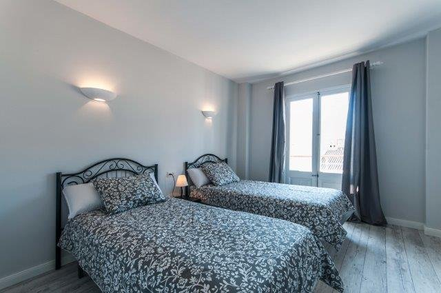 Appartement Formentor - slaapkamer