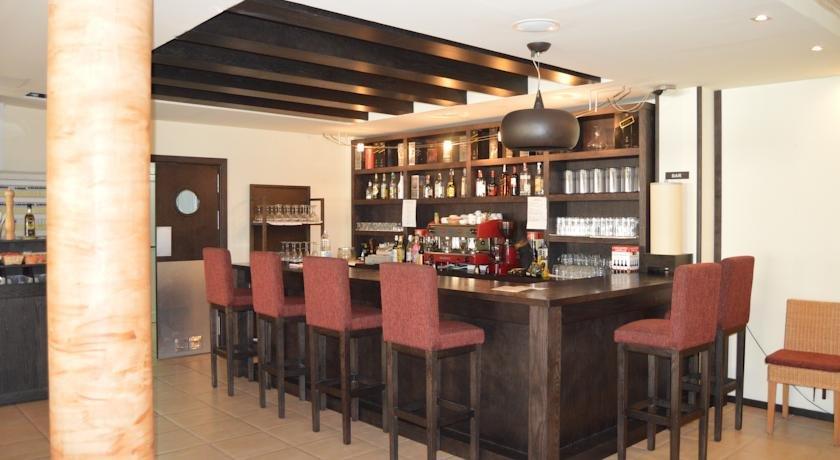 Hotel Aldea Suites - hotel bar
