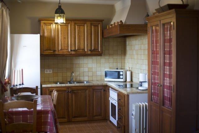Casita El Mirador - keuken