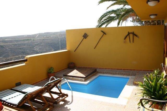 Casita El Mirador - zwembad