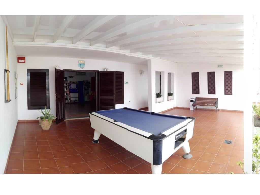 Appartementen La Laguneta - biljart