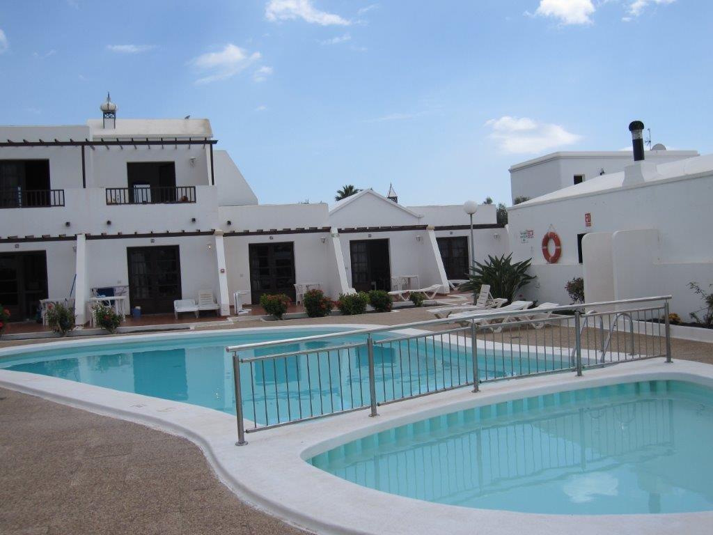 Appartementen La Laguneta - zwembad