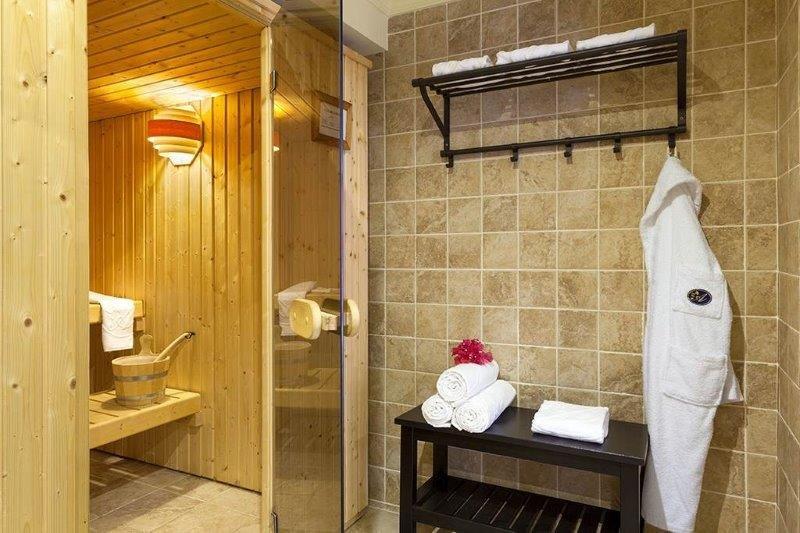 Appartementen Ambassador - sauna