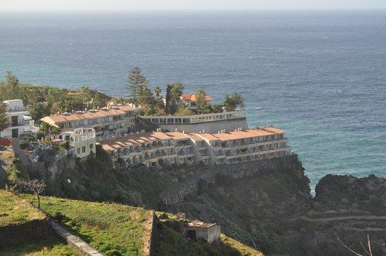 Appartement Playa de los Roques - uitzicht