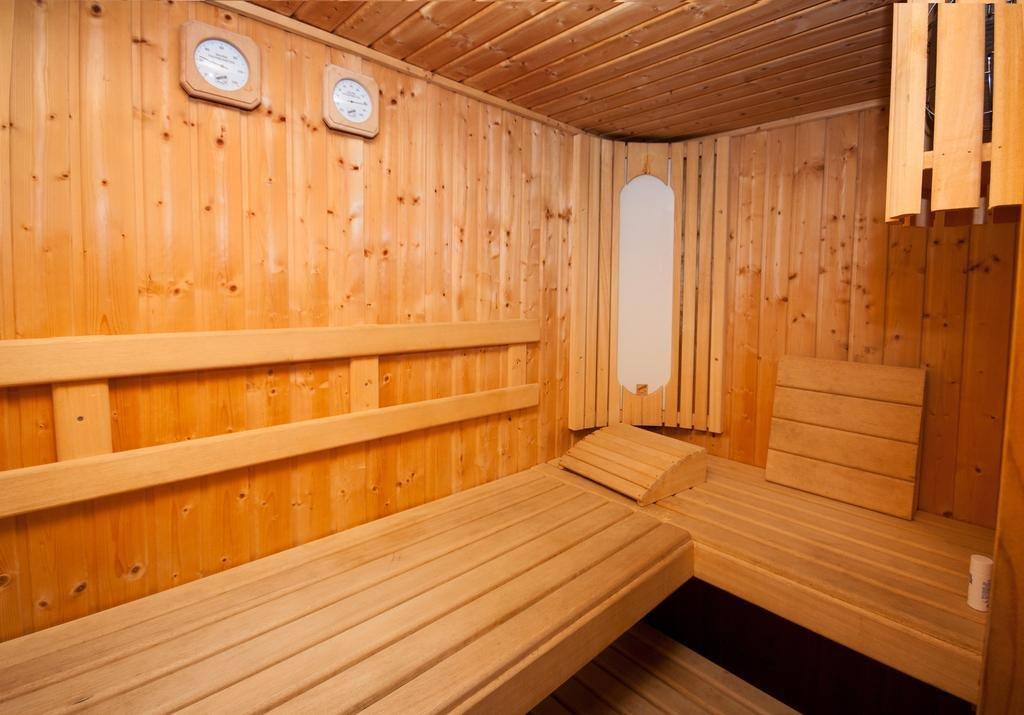 Appartementen Panorama - sauna