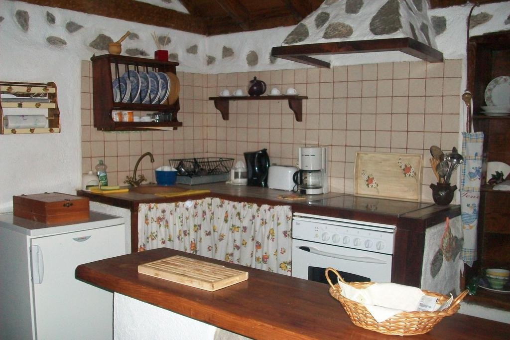 Casita Magrina - keuken