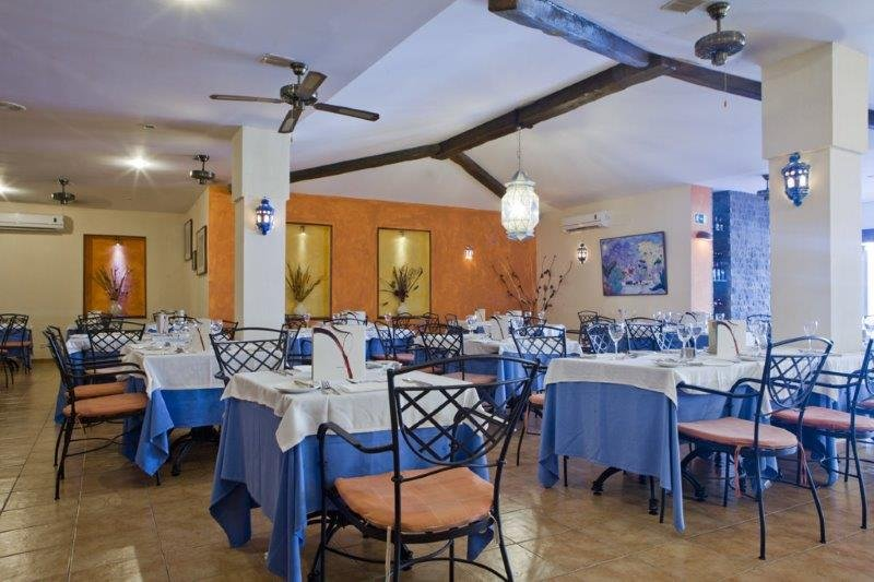 Appartementen Coloradamar - restaurant