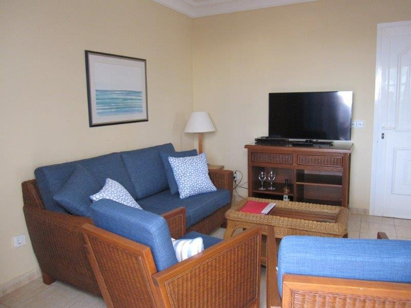 Appartementen Coloradamar - woonkamer