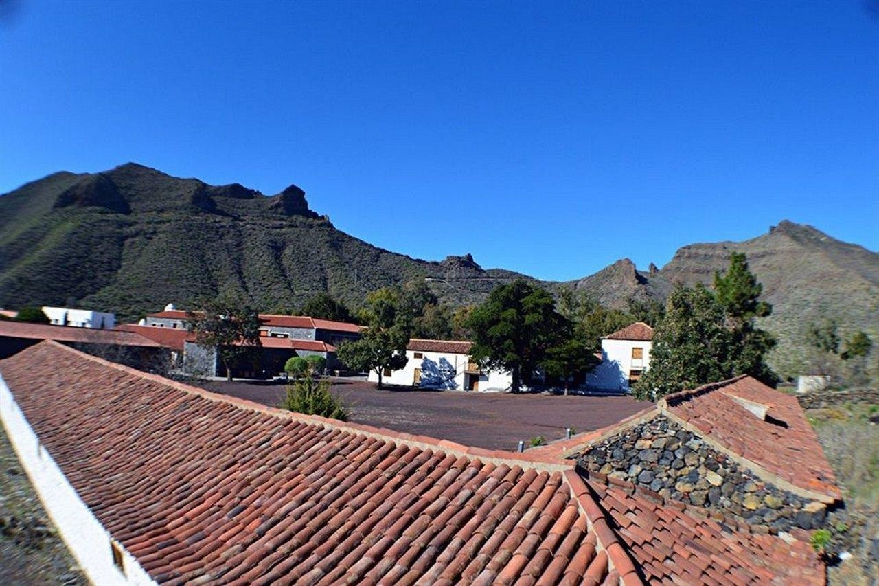 Hotel La Casona - uitzicht