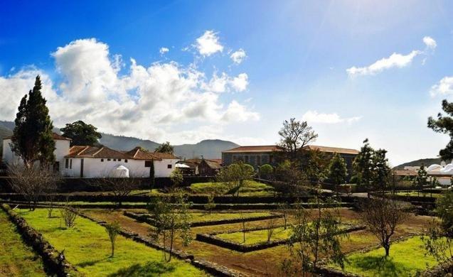 Hotel La Casona - tuin