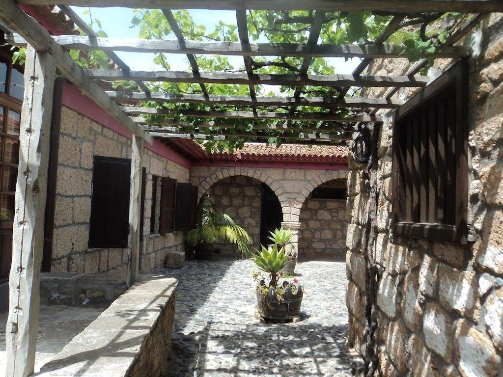 Casita La Venta - binnenplaats