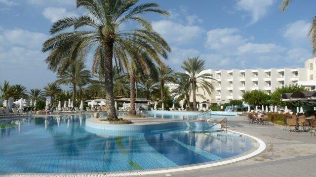 Hotel Athena Beach - zwembad
