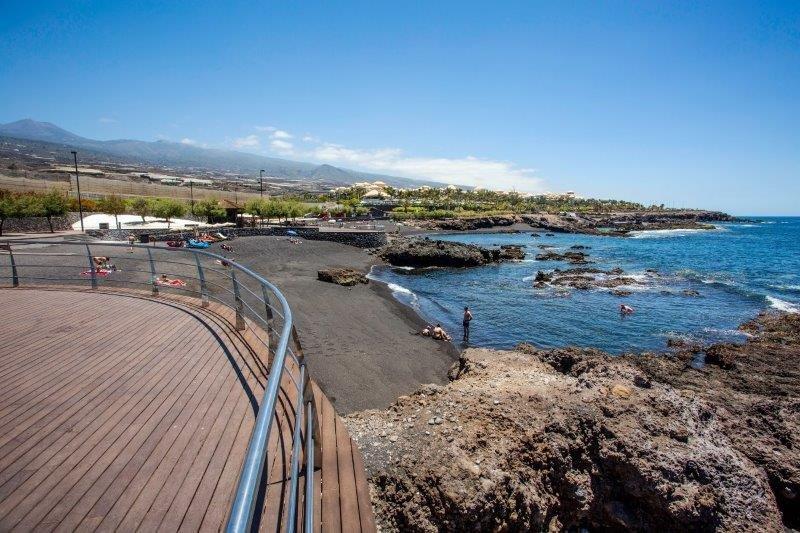 Hotel El Navio - strand