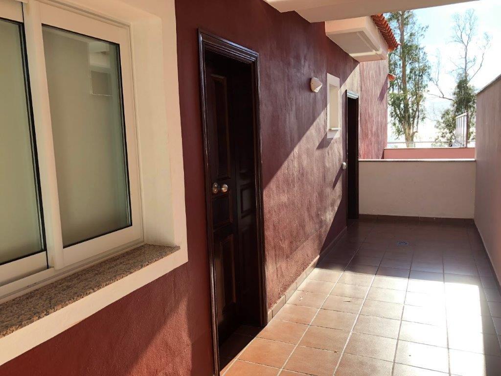 Appartementen Las Terrazas - privé gangetje