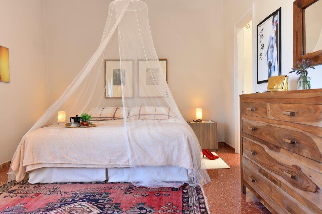 Casita Roquete B - slaapkamer