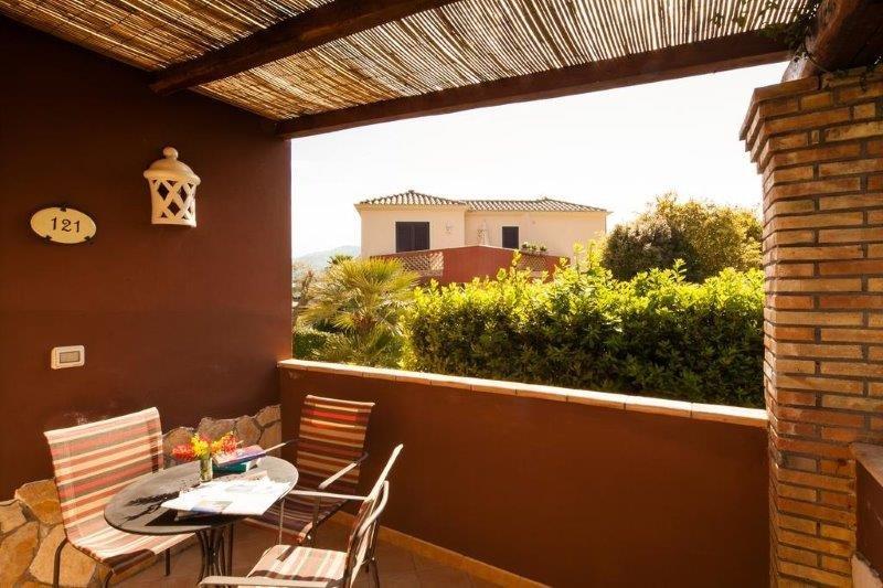 Hotel Alcantara Resort - balkon