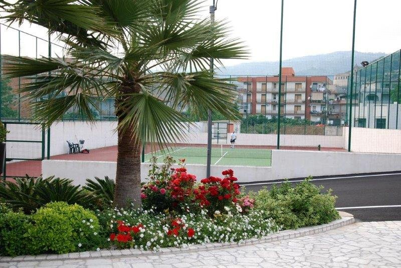Hotel Alcantara Resort - tennis