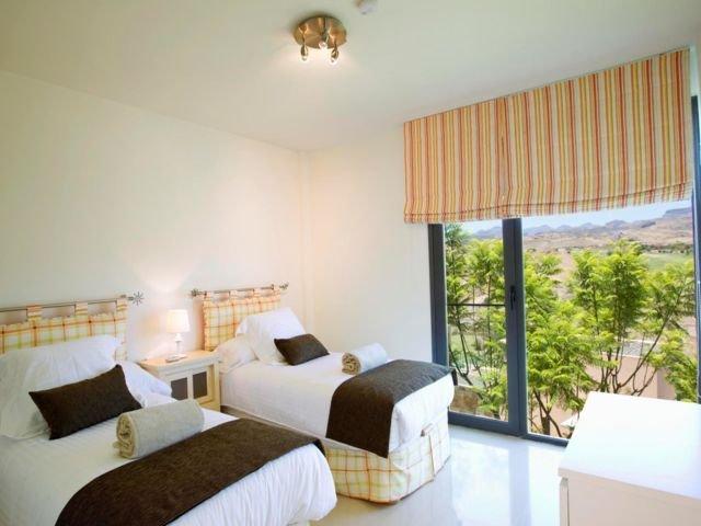 Villa Lagos 36 - slaapkamer