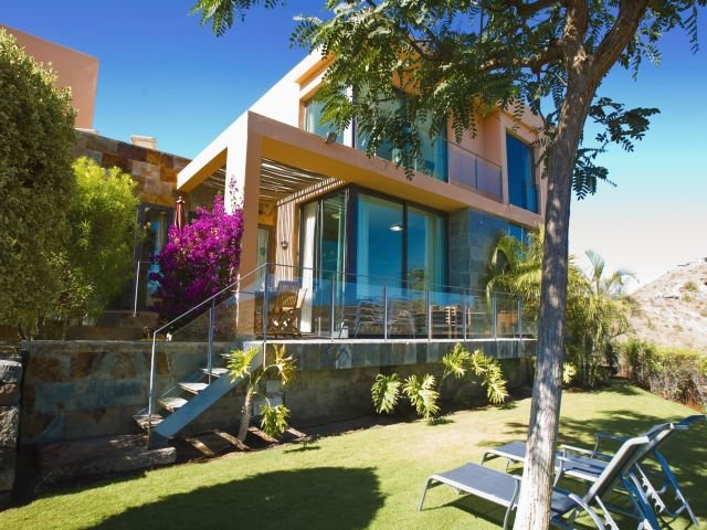 Villa Lagos 39 - tuin