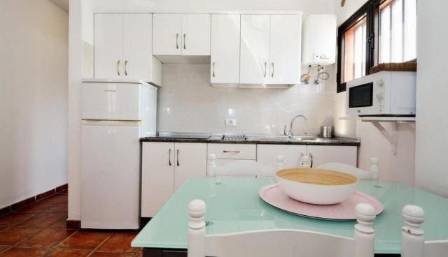 Appartementen Zalabar - keuken