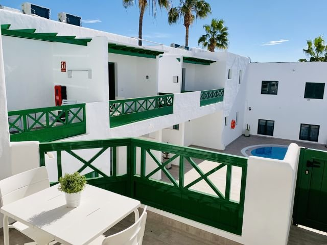 Appartementen Zalabar - balkon