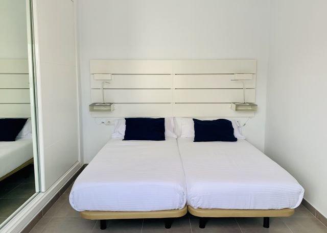 Appartementen Zalabar - slaapkamer