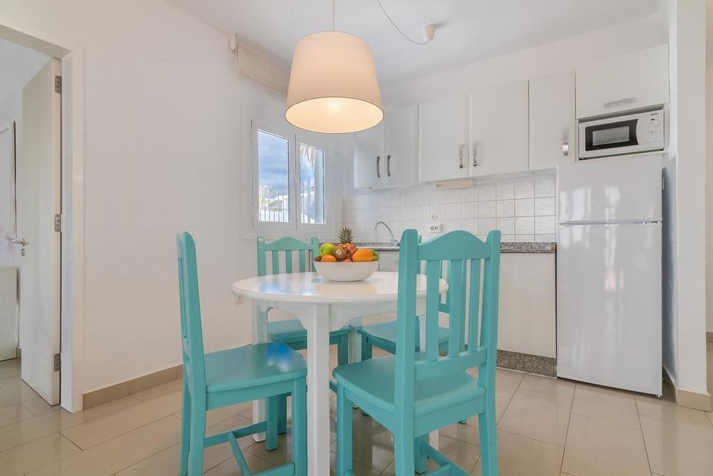Appartementen Tropical - keuken