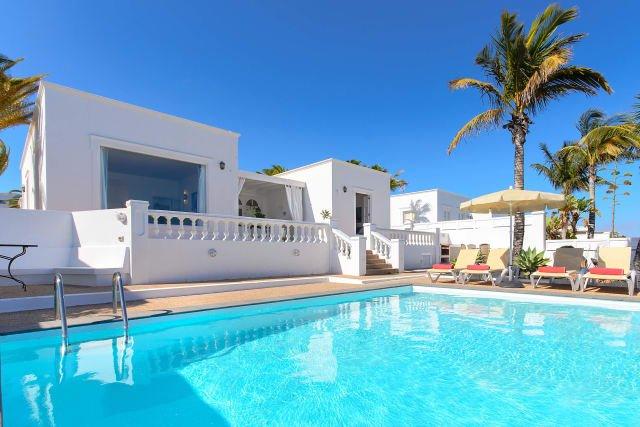Villa del Puerto - zwembad