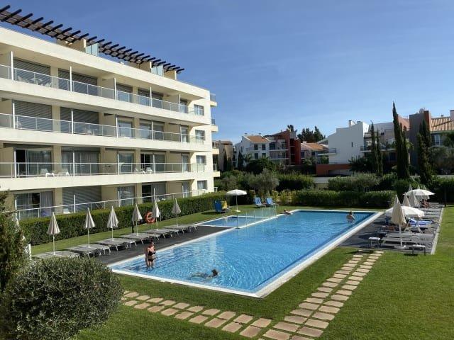 Appartementen Laguna Vilamoura - zwembad