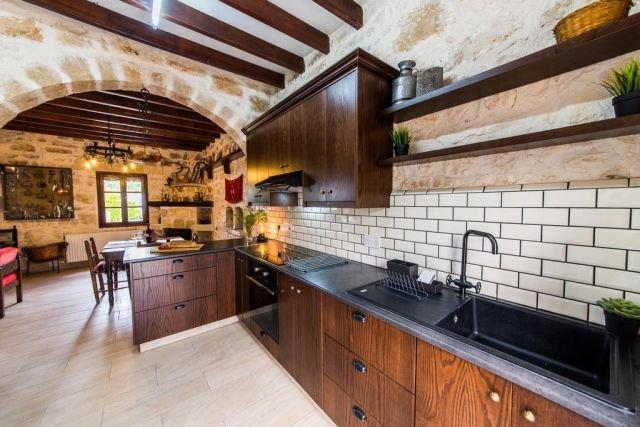 Villa Karydhia - keuken