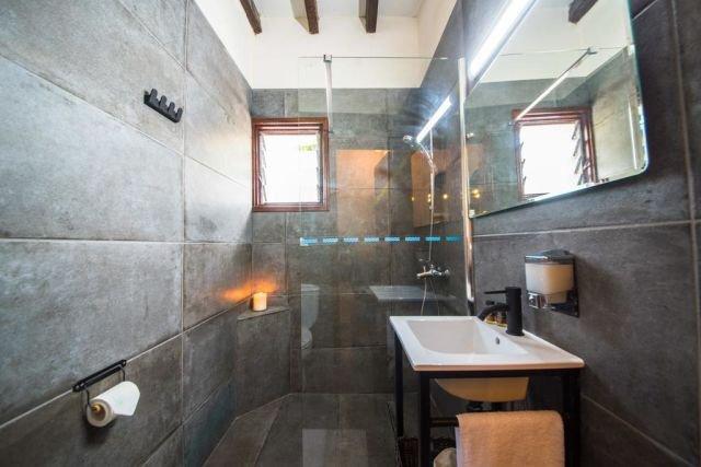 Villa Karydhia - badkamer