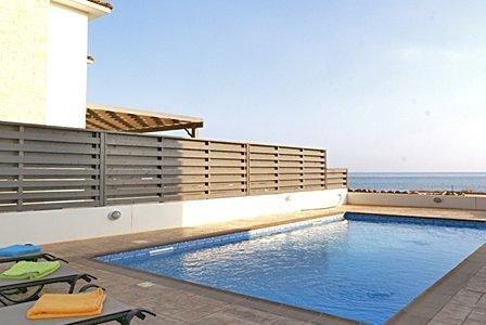 Villa Elisabeth - zwembad