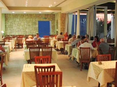 Appartement Sunset Bay - restaurant