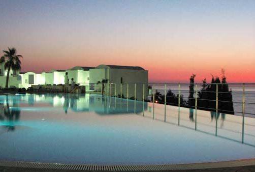 Appartement Sunset Bay - zwembad