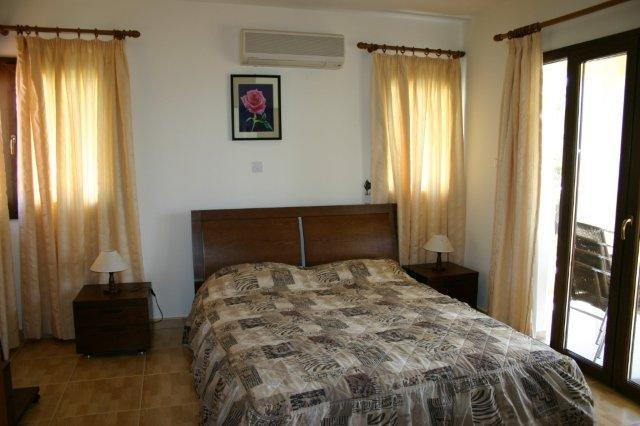 Villa Tsikos - slaapkamer