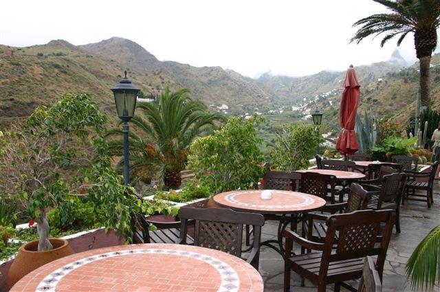 Hotel Ibo Alfaro - terras