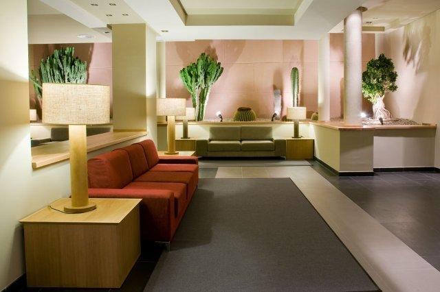 Hotel Playa Calera - zitje