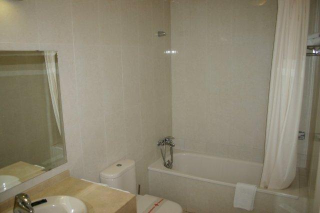 Appartementen El Llano - badkamer