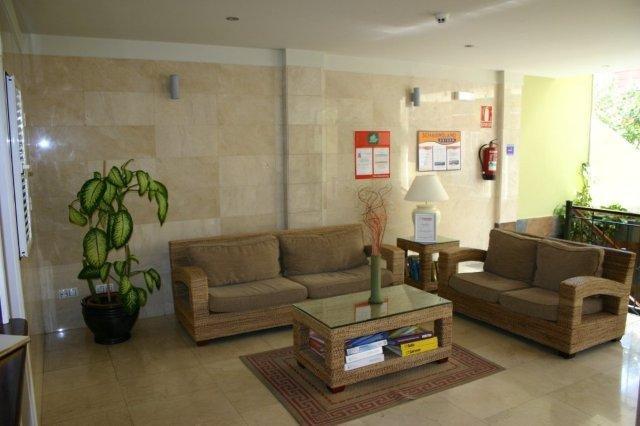 Appartementen El Llano - receptie