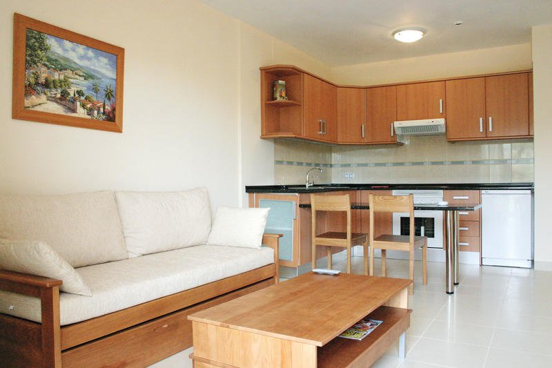 Appartementen El Llano - appartement