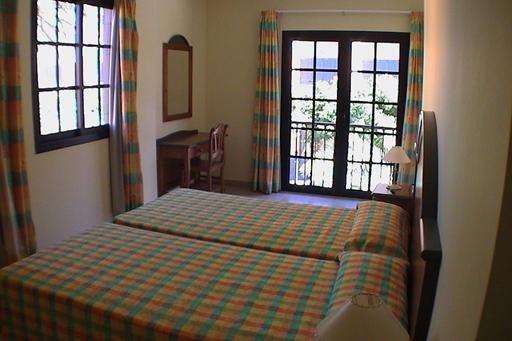 Appartementen Las Mozas - slaapkamer