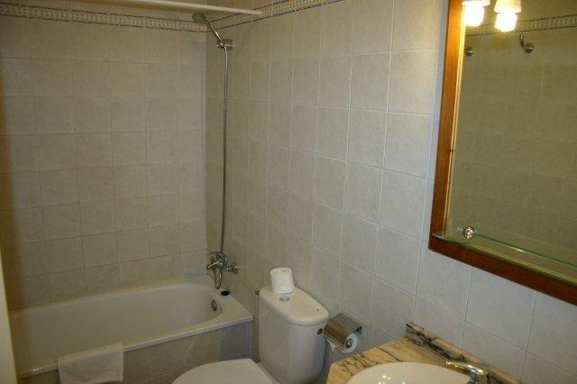 Appartementen Las Mozas - badkamer